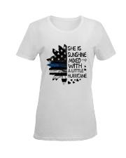 she-is-sunshine Ladies T-Shirt women-premium-crewneck-shirt-front