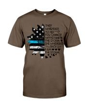 Order Storm Turquoise Classic T-Shirt thumbnail