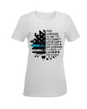 Order Storm Turquoise Ladies T-Shirt women-premium-crewneck-shirt-front