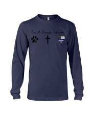 Paw Cross Police Long Sleeve Tee thumbnail