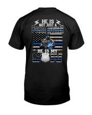 police son Classic T-Shirt back