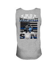police son Unisex Tank thumbnail