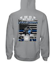 police son Hooded Sweatshirt thumbnail