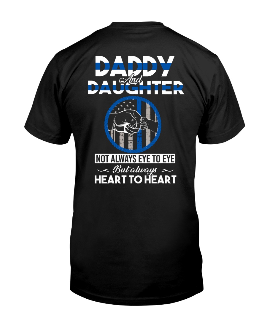 Daddy and Daughter Classic T-Shirt