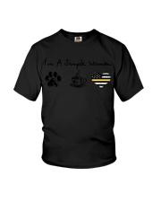 Simple Woman Dispatcher Youth T-Shirt thumbnail