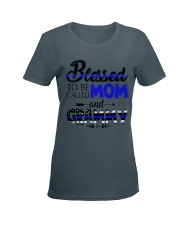 Mom and Grammy Ladies T-Shirt women-premium-crewneck-shirt-front
