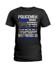 Best Friends Ladies T-Shirt thumbnail