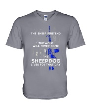 The Sheepdog V-Neck T-Shirt thumbnail