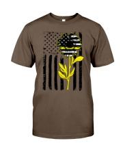 Sunflower Dispatch Classic T-Shirt thumbnail