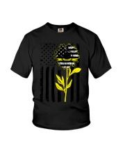 Sunflower Dispatch Youth T-Shirt thumbnail