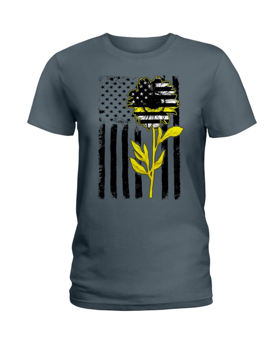 Sunflower Dispatch Ladies T-Shirt