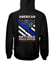 Retired - Back Hooded Sweatshirt thumbnail