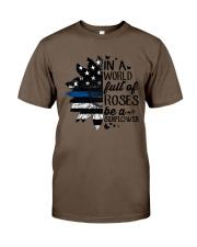 rose blue Classic T-Shirt thumbnail