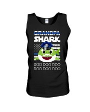 Grandpa Shark  Unisex Tank thumbnail