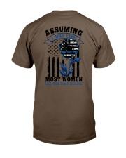 most women Classic T-Shirt thumbnail