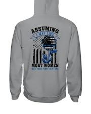 most women Hooded Sweatshirt thumbnail