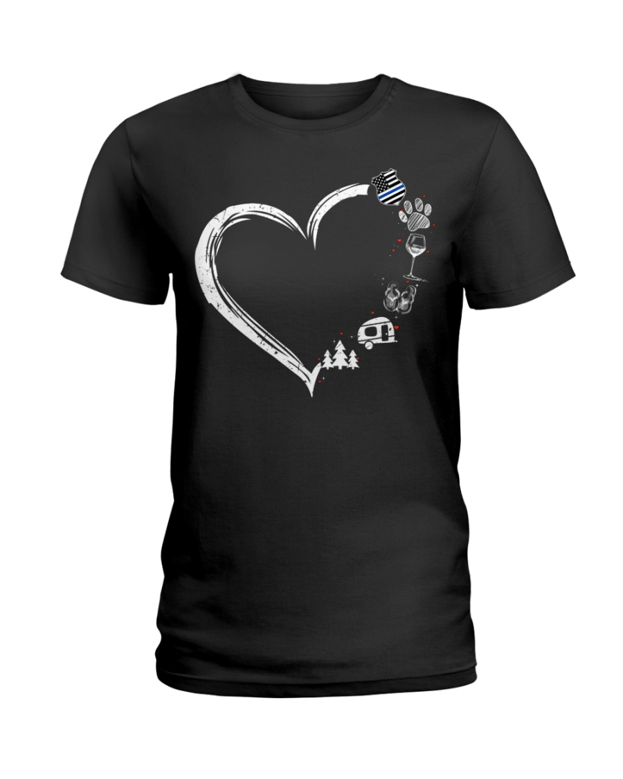 LOVE Ladies T-Shirt
