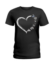 LOVE Ladies T-Shirt front
