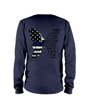 Blue Line Butterfly Storm Long Sleeve Tee thumbnail