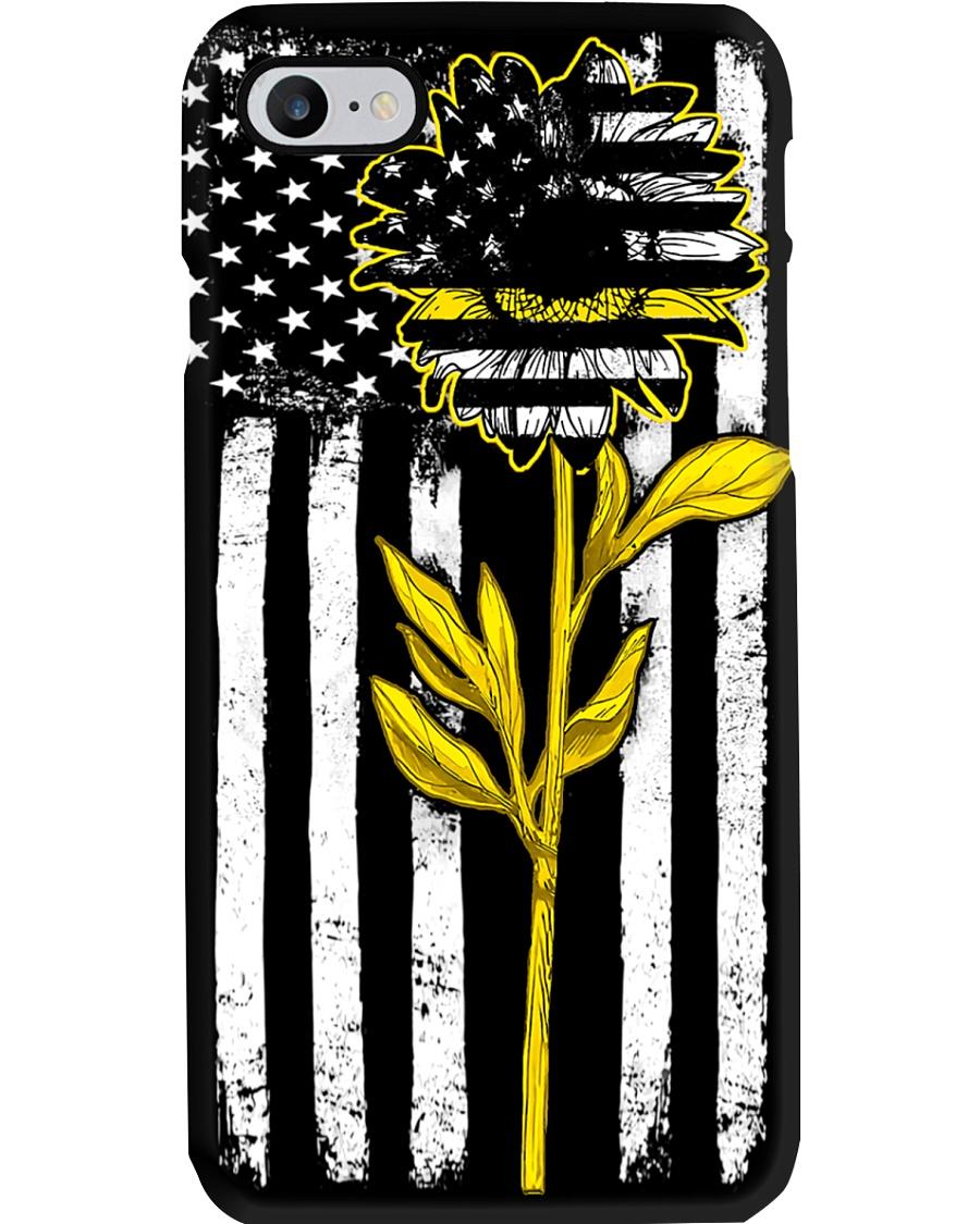 dispatcher sunflower Phone Case