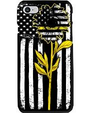 dispatcher sunflower Phone Case i-phone-7-case