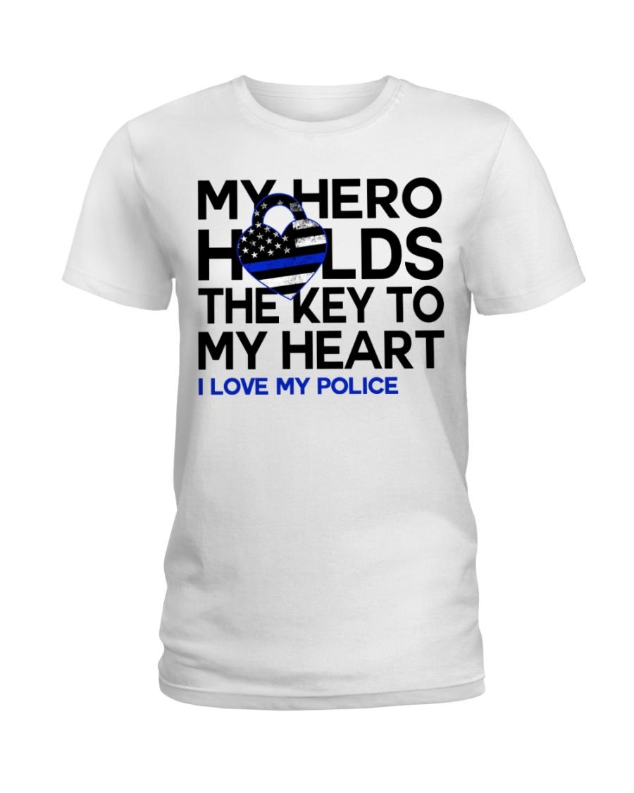 My Hero Ladies T-Shirt