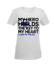 My Hero Ladies T-Shirt women-premium-crewneck-shirt-front