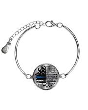 storm necklace Metallic Circle Bracelet thumbnail
