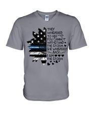 Storm Paramedic V-Neck T-Shirt thumbnail