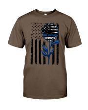 Sunflower blue Classic T-Shirt thumbnail