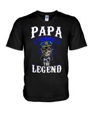 Papa V-Neck T-Shirt thumbnail