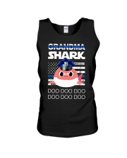 Grandma Shark  Unisex Tank thumbnail