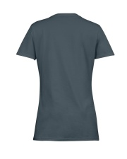 Not Most Women Ladies T-Shirt women-premium-crewneck-shirt-back