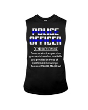Police Officer Sleeveless Tee thumbnail