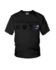 Order Star of David Youth T-Shirt thumbnail
