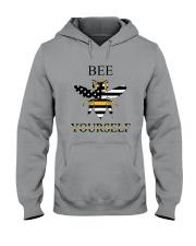 bee dispatcher Hooded Sweatshirt thumbnail