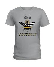 bee dispatcher Ladies T-Shirt front