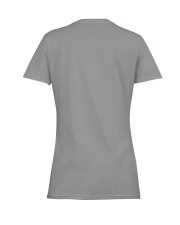 bee dispatcher Ladies T-Shirt women-premium-crewneck-shirt-back