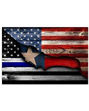 texas-police-american 36x24 Poster front