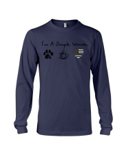 Simple Woman Camo Long Sleeve Tee thumbnail