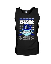 Daddy Shark 2 Unisex Tank tile