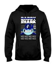 Daddy Shark 2 Hooded Sweatshirt thumbnail