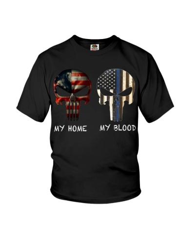 My Home My Blood