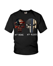 My Home My Blood Youth T-Shirt thumbnail