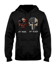 My Home My Blood Hooded Sweatshirt thumbnail