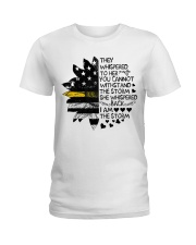 Storm Dispatch Ladies T-Shirt front