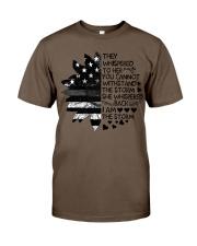 Storm Correction Classic T-Shirt thumbnail