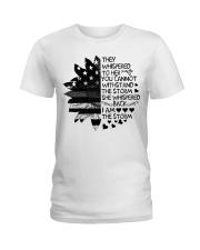 Storm Correction Ladies T-Shirt front