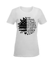 Storm Correction Ladies T-Shirt women-premium-crewneck-shirt-front