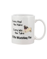 Pug Kitchen Towel Mug thumbnail